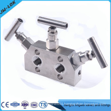 High quality 3 valve manifold, flow manifolds, block and bleed valve