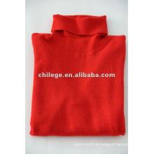 hohe Kragenpullover der Dame, Rollkragenpullover, T-Shirts