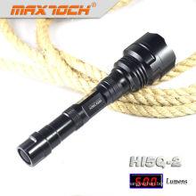 Maxtoch HI5Q-2 18650 Battery 500lm Brightness Flashlight LED Cree Q5 Police