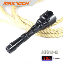 Maxtoch HI5Q-2 18650 аккумулятор 500lm яркость фонарик LED Cree Q5 полиция