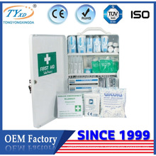China OEM factory metal first aid cabinet steel box