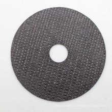 Roues de coupe abrasives à usage métallique