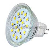 Lâmpada do projector do diodo emissor de luz MR16 / E27 / GU10