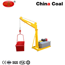China Durable and Certified Mini Diesel Engine Crane Hoist