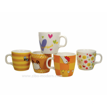 Fine Porcelain Mugs with Imprintings (GS1079)