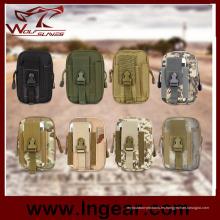 Bolso militar táctico Molle deporte bolso de la cintura para los hombres cintura bolsa de herramienta