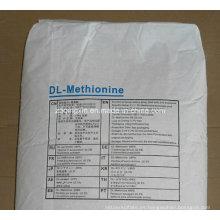 Metionina, L-metionina, Dl-metionina 98.5% para Poulty