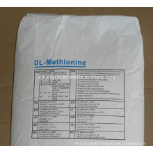 Methionine, L-Methionine, Dl-Methionine 98.5% for Poulty