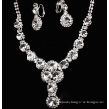 New Design Fashion Wedding Necklace and Earring Set Fashion Jewellery