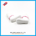Baby Lace plain weißen Socken Manschette weichen Touch Socken