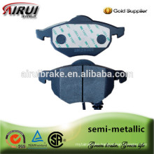 Auto parts Brake Pad l0330 for zhonghua cars in China manufactury
