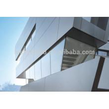 Revestimento de fachada exterior Painel composto de alumínio ACM