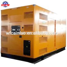 groupe électrogène diesel silencieux d'économie d'énergie de style silencieux