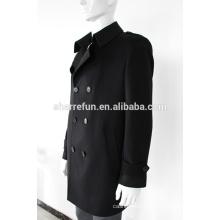 Super Elegance Cashmere wool overcoat for men