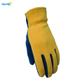 Colorful Sprots Fleece Warm Gloves for Winter