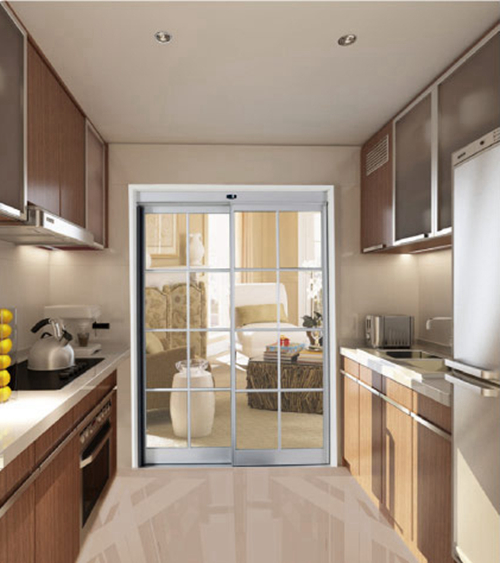 Interior Residential Doors for Home Space Optimization