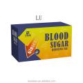 Private label Treatment of diabetes tea Stabilizes Glucose Content health Herbs Sugar Balance tea