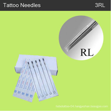 Disposable Eo Gas Pre-Made Sterile Tattoo Needle Supply