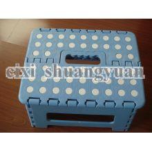 Banqueta de plástico dobrável SY-H01-B