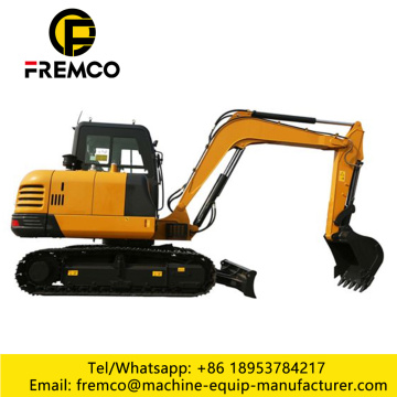 22 Tons Construction Machinery Excavator