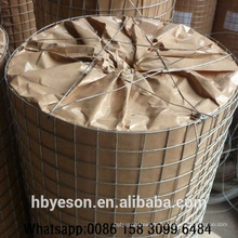 ANPING горячие продажи дешевые заборы оцинкованные сварные сетки завод