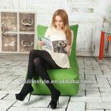 VISI BB105 bean bag lounge sofa with ottoman stool