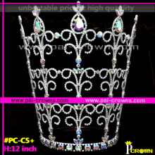 Large pageant crowns big pageant crowns for girls