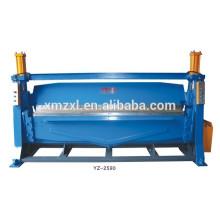 máquina plegadora hidráulica de chapa