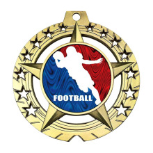 Top Quality Exclusive Majestic Football Medals