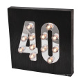 Age LED Light for Home Decoration