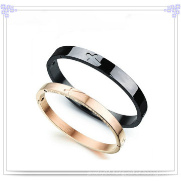 Stainless Steel Jewellery Fashion Jewelry Fashion Bangle (BR163)