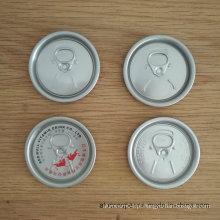 500ml Cerveja 2PCS pode com 57mm 206 Rpt Eoe Alumínio Lids