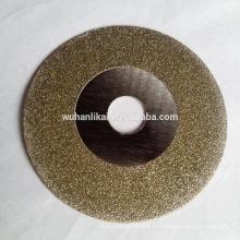 Corea lámina de diamante de calidad para fibra de vidrio