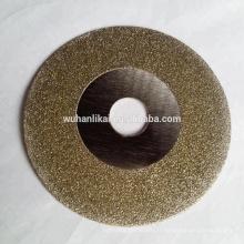 Lame de diamant de qualité de la Corée pour la fibre de verre