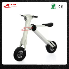 China barato plegable E bici 48V Mini bicicleta plegable eléctrica