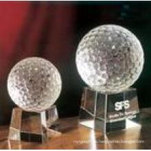 Modische Kristallglas Ball