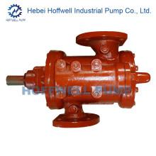 Pompe à triple vis à huile lourde homologuée CE 3G50X2