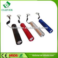 12000-15000MCD mit Gurt mini billig Aluminium LED Taschenlampe