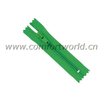 nylon zippers for trousers