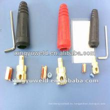 Conector de cable de soldadura Euro / Conector de cable de soldadura
