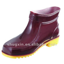 hombres durable tobillo jardín de botas seguridad baratos zapatos de las mujeres