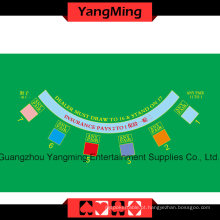 Disposição da tabela do Blackjack 7 Pessoa (YMGT01G-1)