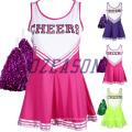 Ozeason Girl Sexy Cheerleading Skirt (C172)
