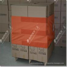 Film réutilisable d'emballage d'enveloppe de rétrécissement de Wrapz de palette réutilisable