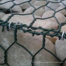 Factory Price PVC Coated hexagonal Gabion basket reno mattress gabion wall Gabion box