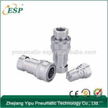 Close Type Hydraulic Quick Coupling (Stainless Steel )