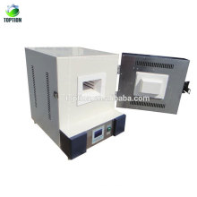 1.9 Liter 1200C High Temperature Muffle Furnace For Laboratory Equipment