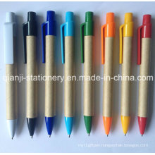 2015 Hot Selling Paper Ballpoint Pen (E1006)