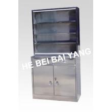 (C-9) Шкаф для медикаментов из нержавеющей стали
