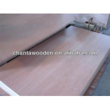 12 milímetros de grau de mobiliário melhor preço comercial de madeira compensada